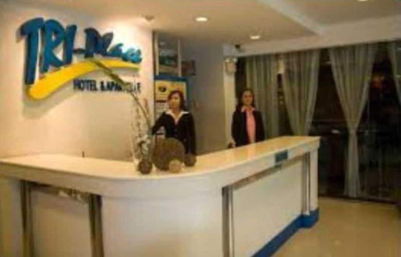 Tri-Place Hotel Quezon - General - 1