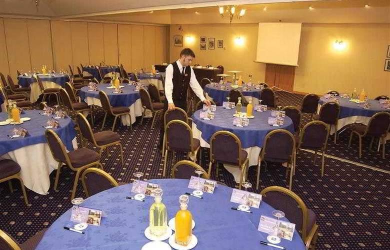 Best Western Bentley Leisure Club Hotel & Spa - Hotel - 84