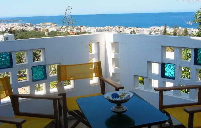 Romantica Hotel Apartments - Hotel - 9