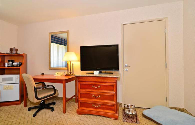Best Western Plus High Sierra Hotel - Room - 139