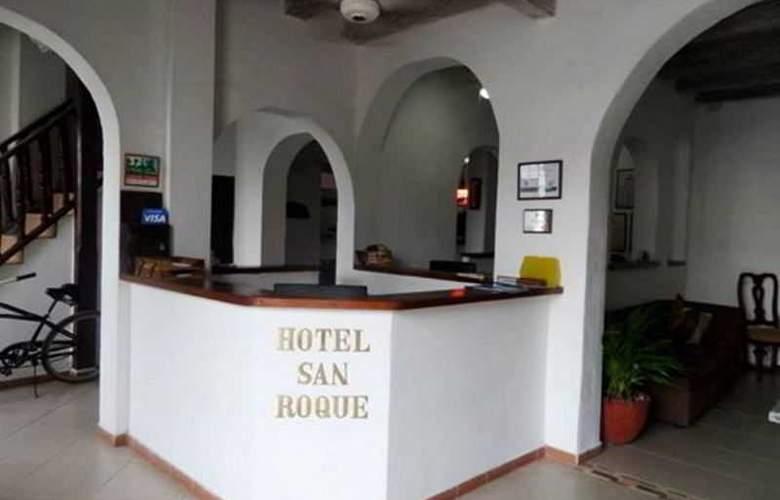 Hotel San Roque - General - 1