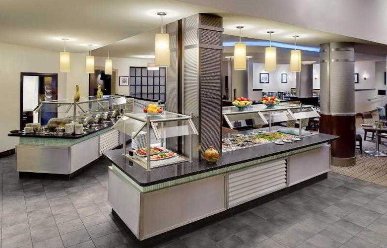 Sheraton Miami Airport & Executive Meeting Center - Restaurant - 34