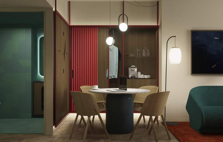 Novotel Madrid City Las Ventas - Room - 10