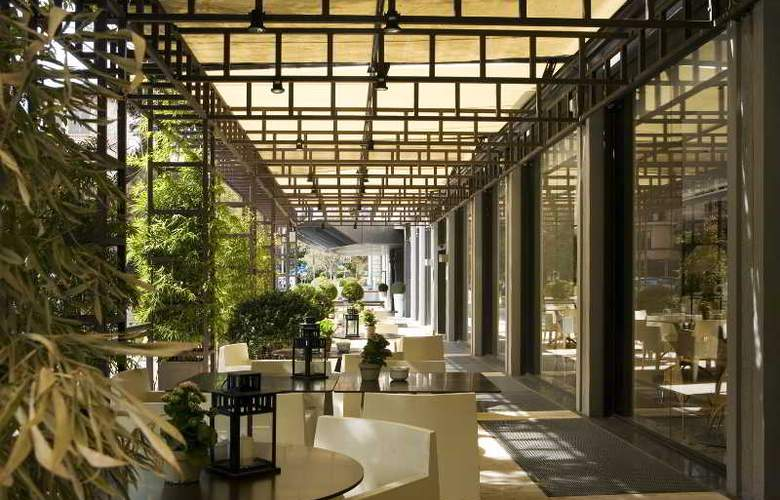 NH Leonardo Da Vinci Rome - Terrace - 43