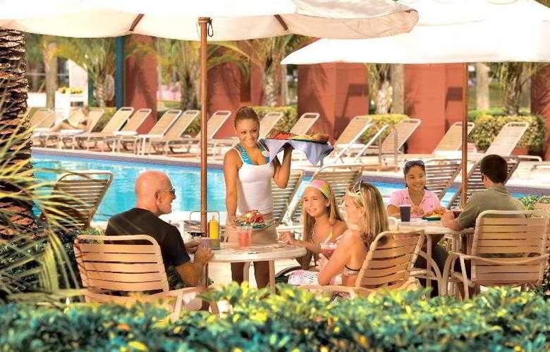 Walt Disney World Dolphin Resort - Terrace - 32
