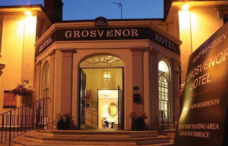 Best Western Grosvenor - Hotel - 11