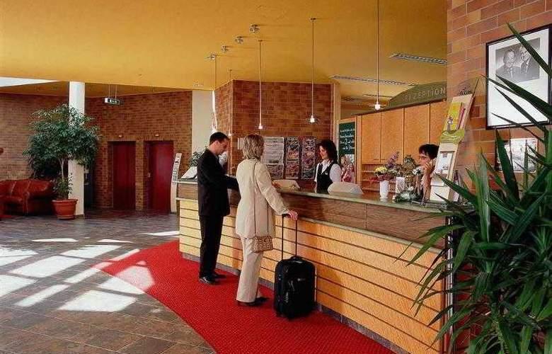 Mercure Hotel Halle Leipzig - Hotel - 12