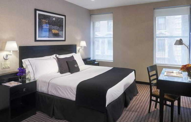 Night hotel Times Square at 47th street - Room - 17