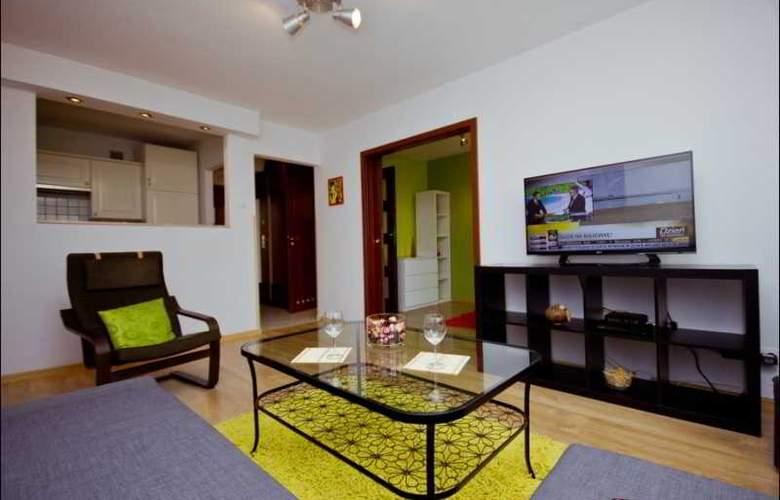 P&O Apartments Emilii Plater - Hotel - 3