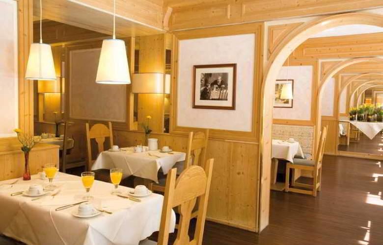 Derag Livinghotel am Deutschen Museum - Restaurant - 7