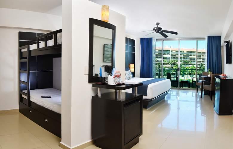 Seadust Cancún Family Resort - Room - 21