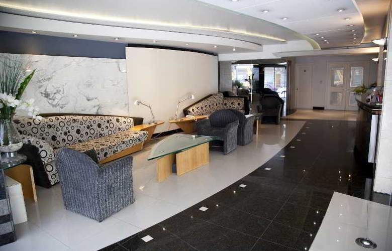 Pocitos Plaza Hotel - General - 12