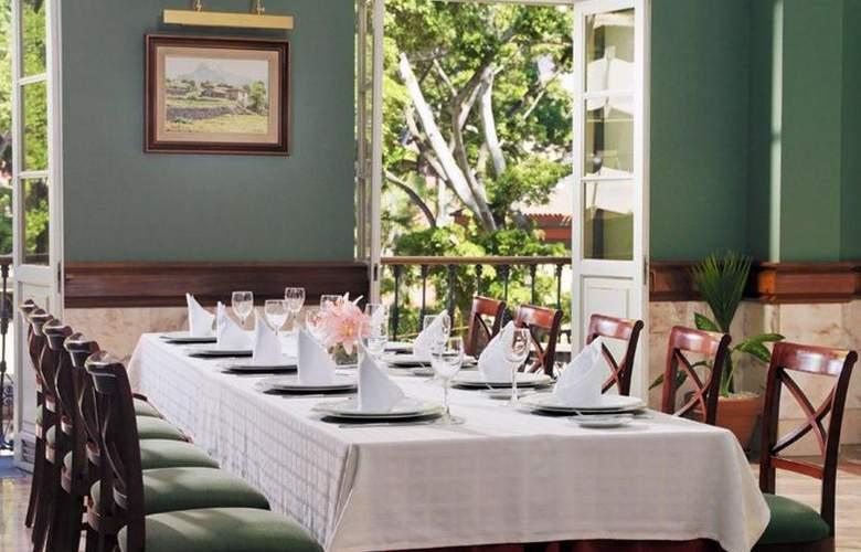 Sercotel Principe Paz - Restaurant - 21