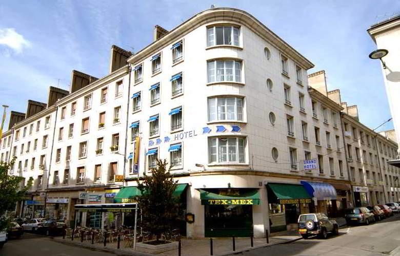 Le Grand Hotel d'Orléans - Hotel - 0