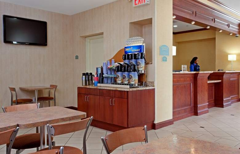 Holiday Inn Express Laguardia Airport - Restaurant - 8