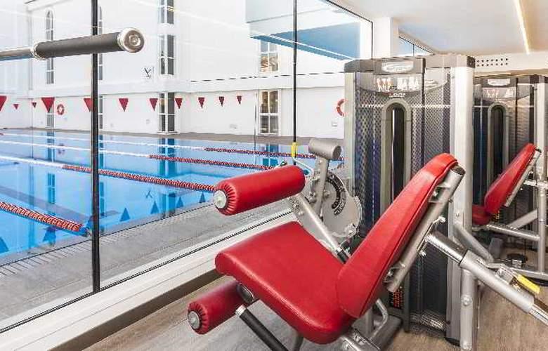 Hoposa Villaconcha Apartamentos - Sport - 18