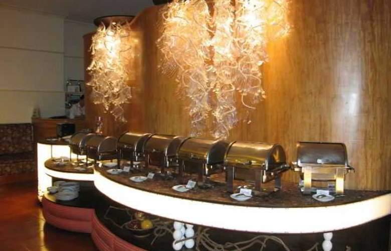 The Bellavista Hotel - Restaurant - 11