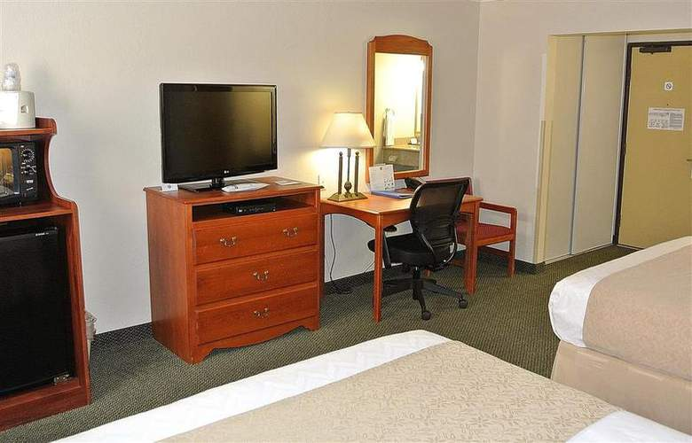 Best Western Town & Country Hotel - Room - 47