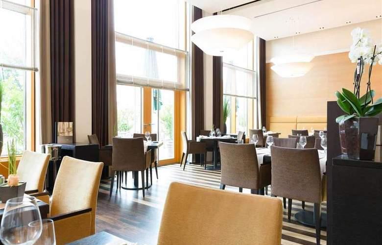 Novotel Karlsruhe City - Restaurant - 48