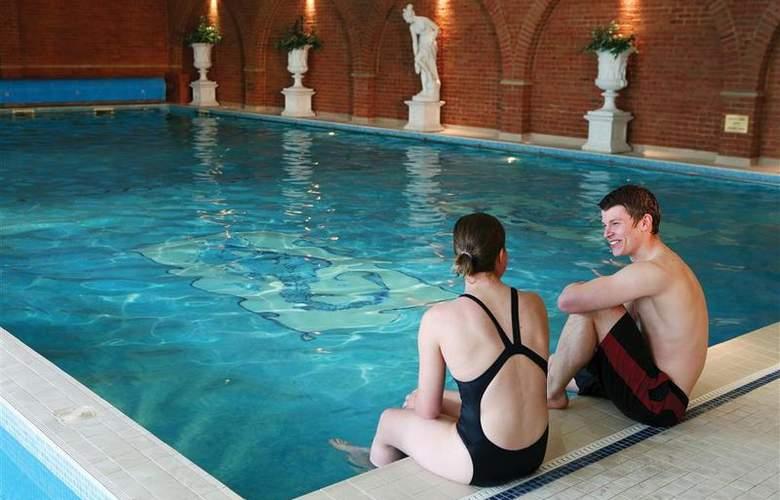 Best Western Willerby Manor Hotel - Pool - 43