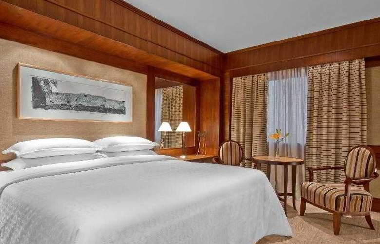 Sheraton Asuncion Hotel - Room - 18