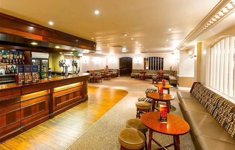 Best Western Consort Hotel - Bar - 79