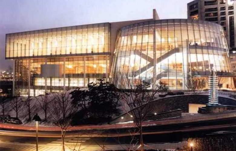 Grand Hilton Seoul - Hotel - 9