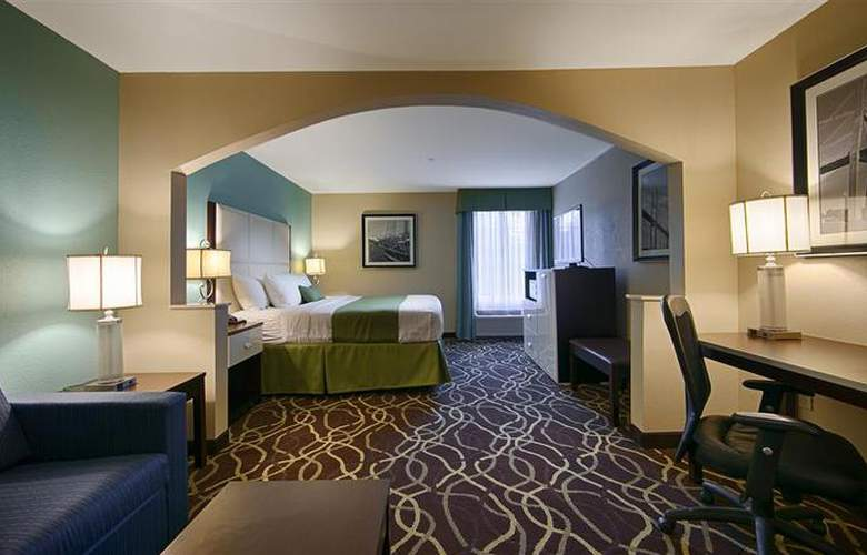 Best Western Bradbury Suites - Room - 100