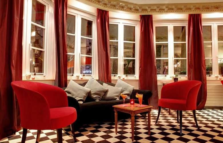 Best Western Villa Henri Iv - General - 10