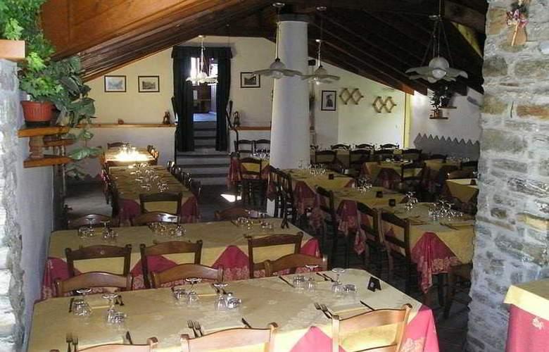 Baita Cretaz - Restaurant - 4