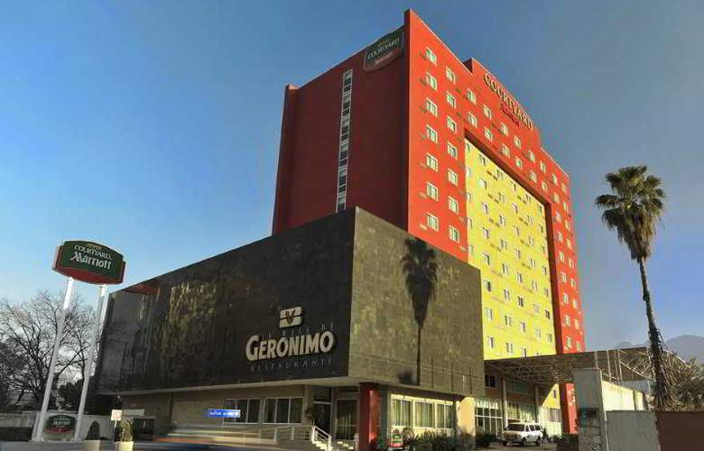 Courtyard by Marriott Monterrey San Jeronimo - Hotel - 0