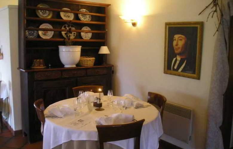 Le Verger Des Chateaux - Restaurant - 28