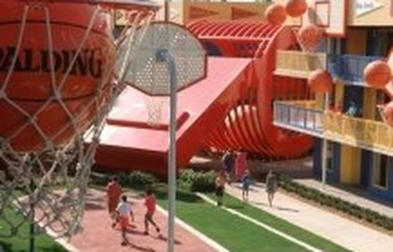 Disney's All Star Sports Resort Package - General - 1