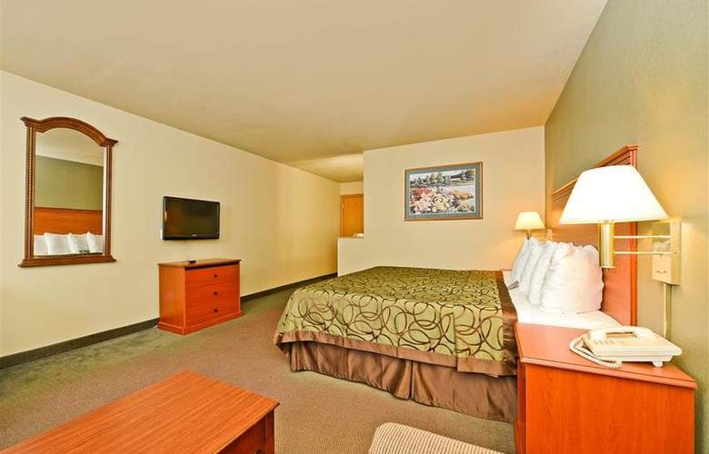 Best Western Green Bay Inn Conference Center - Room - 74