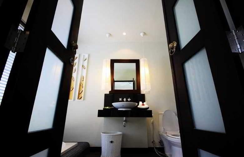 Two Villas Holiday Oriental Style Nai Harn Beach - Room - 9