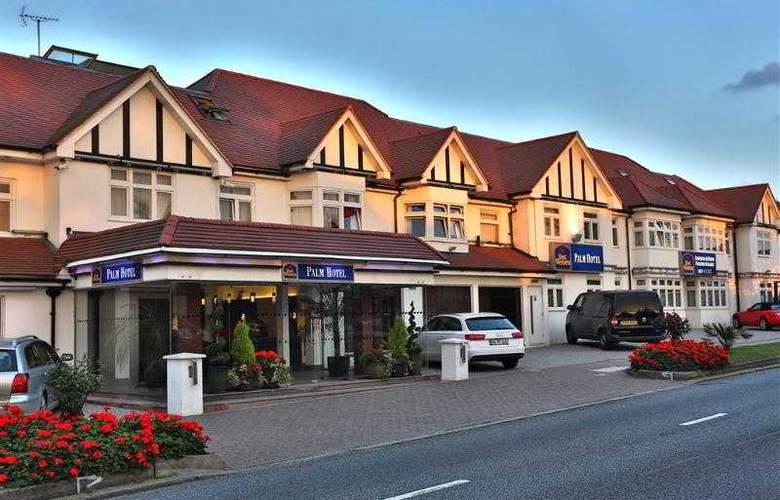 Best Western Palm - Hotel - 43