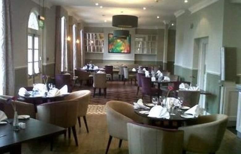 Hallmark Hotel London Chigwell Prince Regent - Restaurant - 11