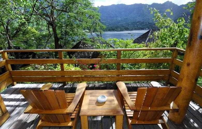 Nuku Hiva Keikahanui Pearl Lodge - Terrace - 11