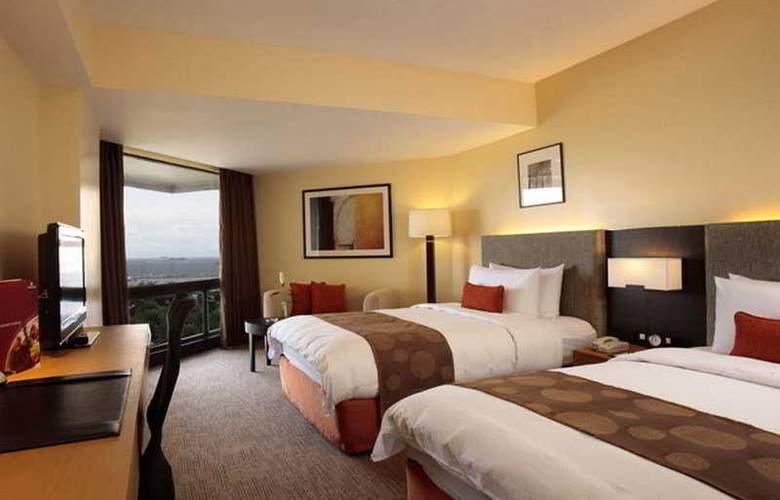 Traders Hotel Manila - Room - 4