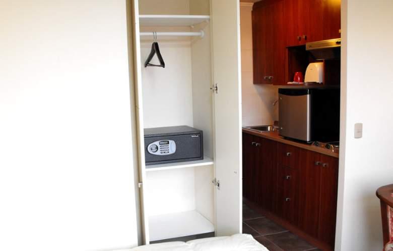 BMB Suites Apart Hotel - Hotel - 11