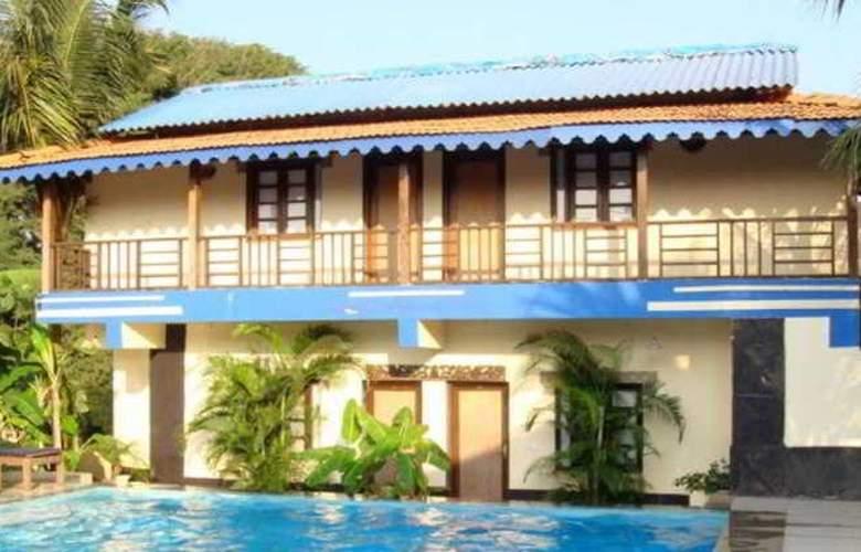 Casa Baga - Pool - 13