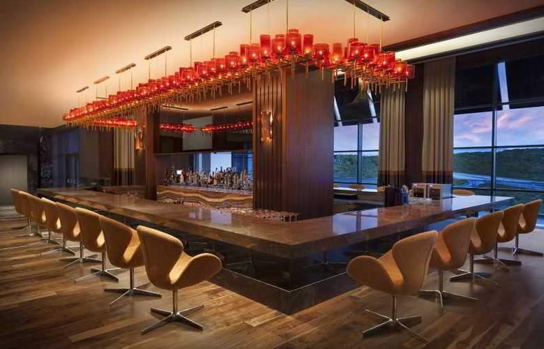 Radisson Blu Hotel & Spa Istanbul Tuzla - Bar - 4