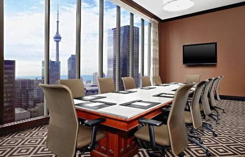 Sheraton Centre Toronto - Hotel - 15