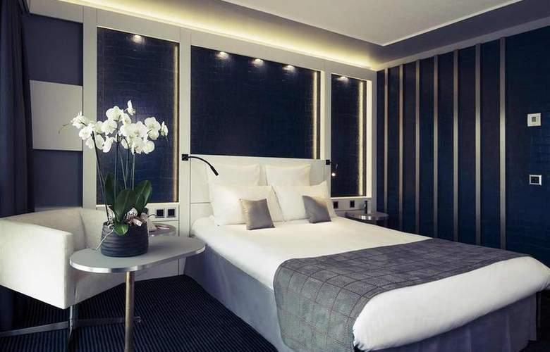 Mercure Plaza Biel - Room - 53