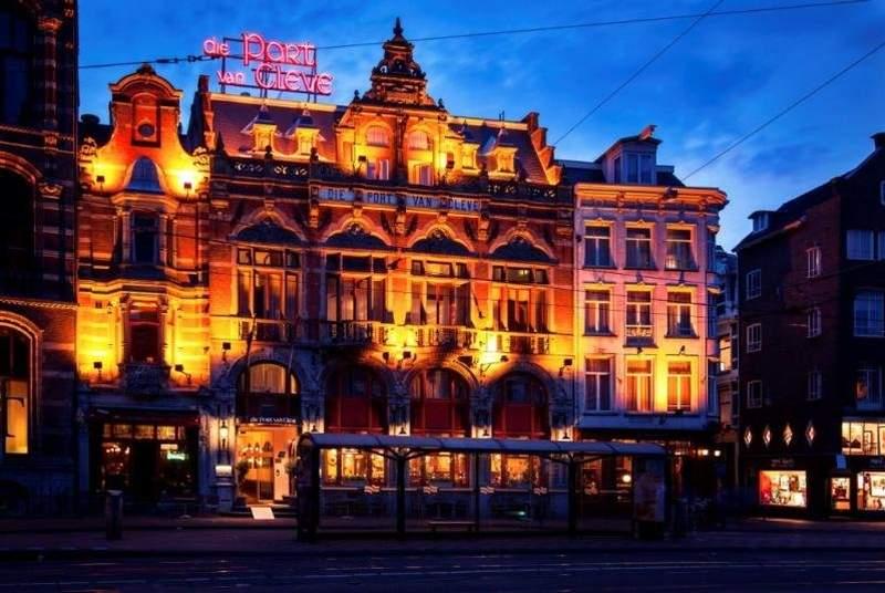 Die Port Van Cleve - Hotel - 1