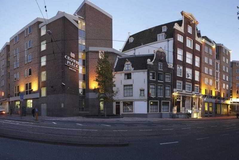 Crowne Plaza Amsterdam City Center - Hotel - 0