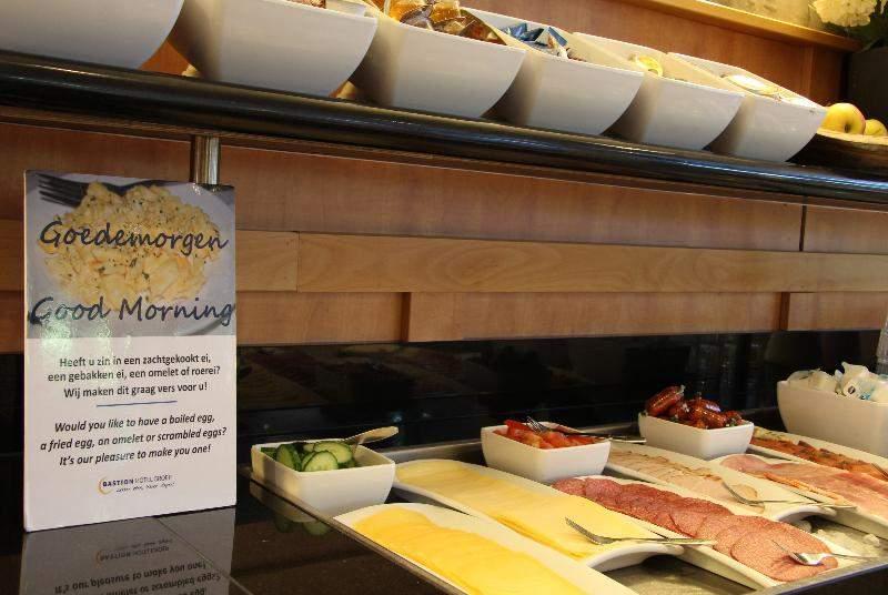 Bastion Amsterdam Centrum Zuidwest - Restaurant - 17