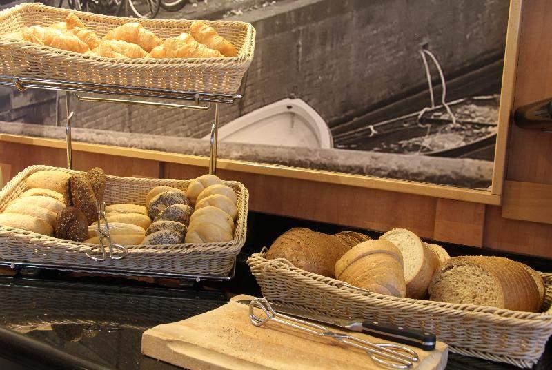 Bastion Amsterdam Centrum Zuidwest - Restaurant - 16