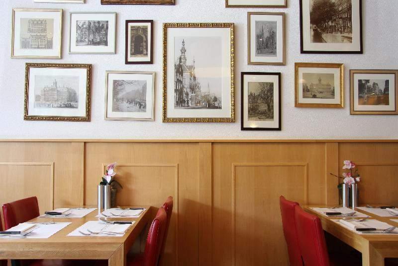 Bastion Amstel Amsterdam - Restaurant - 14